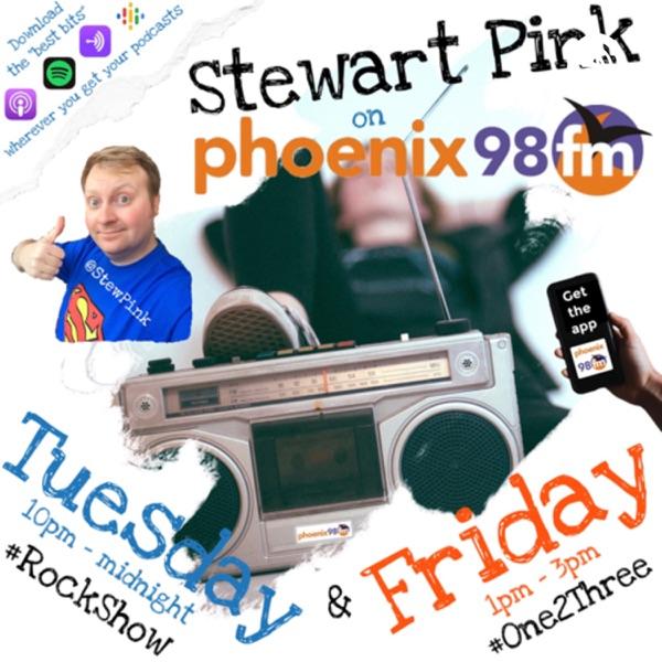 Stewart Pink on Phoenix FM