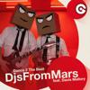 DJs from Mars - Dance 2 the Beat (feat. Davis Mallory) artwork