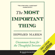 Howard Marks - The Most Important Thing: Uncommon Sense for The Thoughtful Investor (Unabridged)