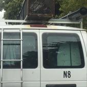 The Tradesmen - White Van