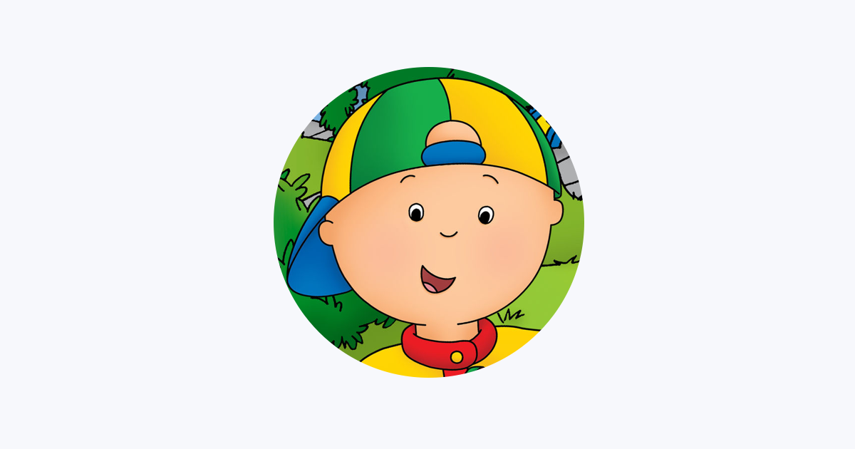 ‎Caillou on Apple Music