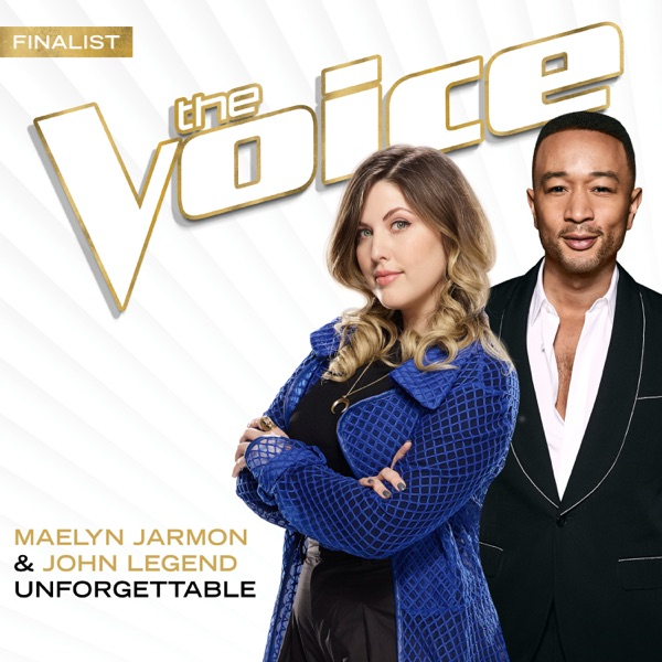 Unforgettable (The Voice Performance) - Single