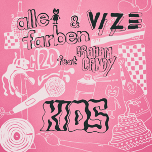 Alle Farben, Vize & Graham Candy - KIDS