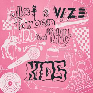 Alle Farben, VIZE & Graham Candy - KIDS