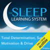 Joel Thielke - Total Determination, Super Motivation & Drive with Hypnosis, Meditation, And Affirmations: The Sleep Learning System (Unabridged) artwork