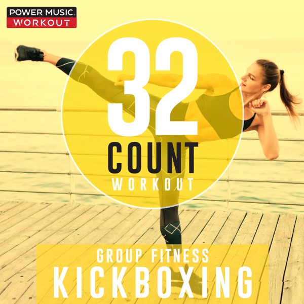 32 Count Workout - Kickboxing (Nonstop Group Fitness 135-145 BPM)