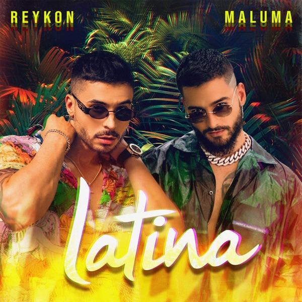Latina (feat. Maluma) - Single