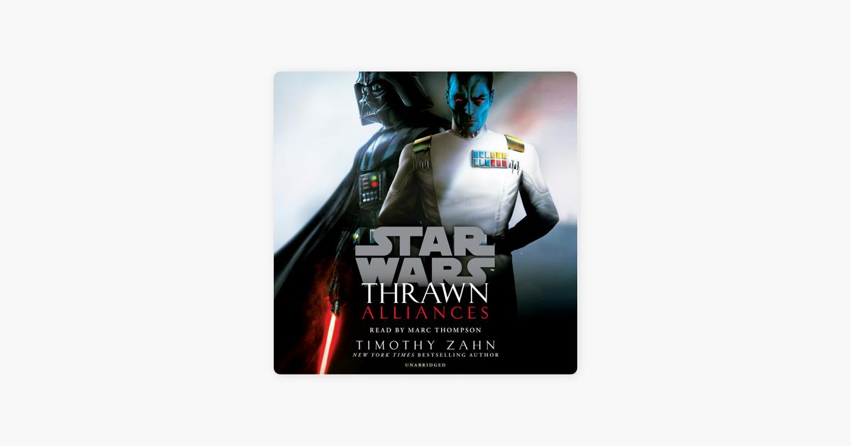 Alliances (star Wars) (unabridged) On Apple Books