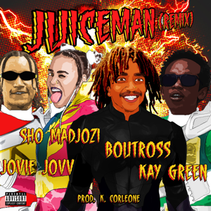 AD Family - Juice Man (Remix) [feat. Sho Madjozi, Kay Green, Jovie Jovv & Boutross]