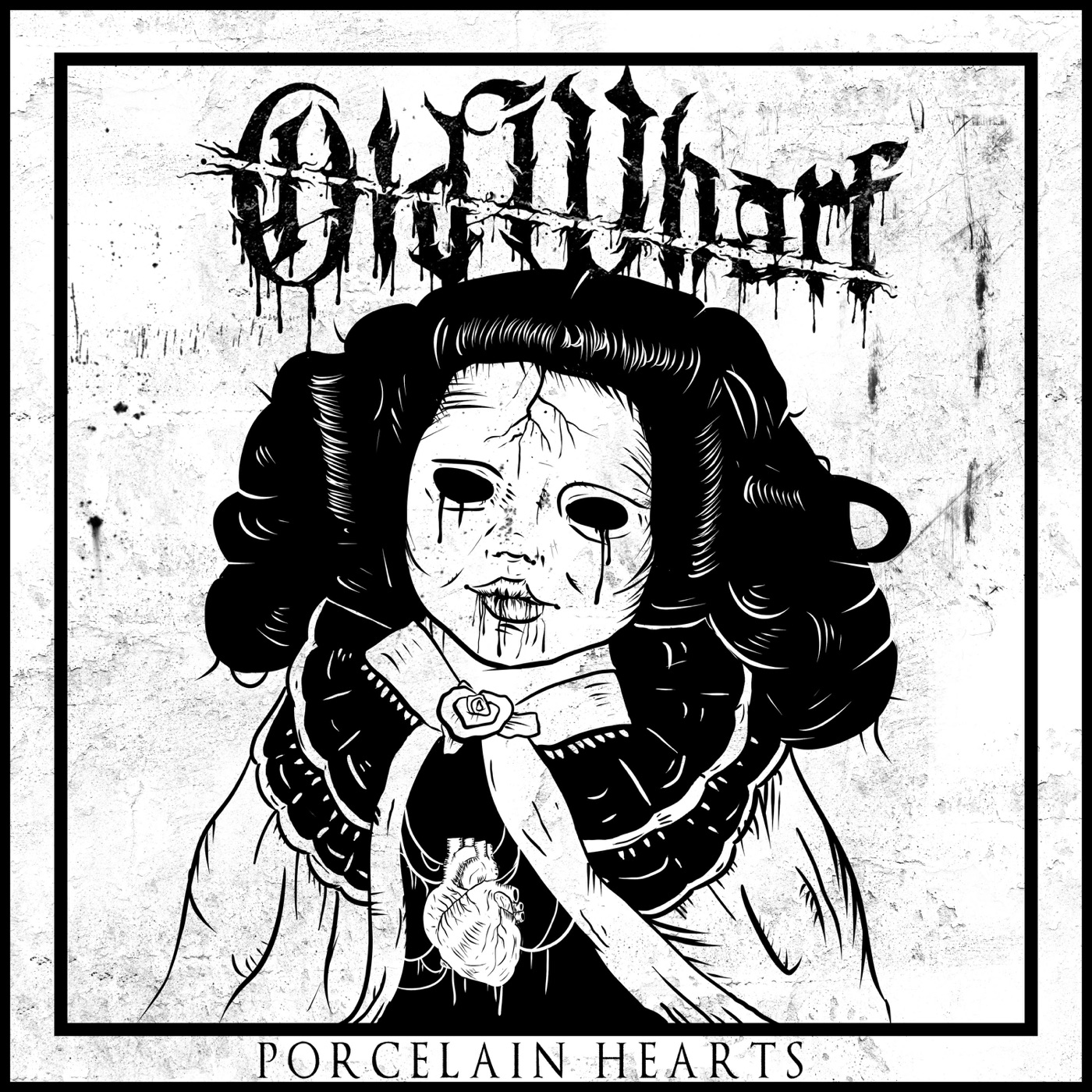 Old Wharf - Porcelain Hearts [single] (2019)