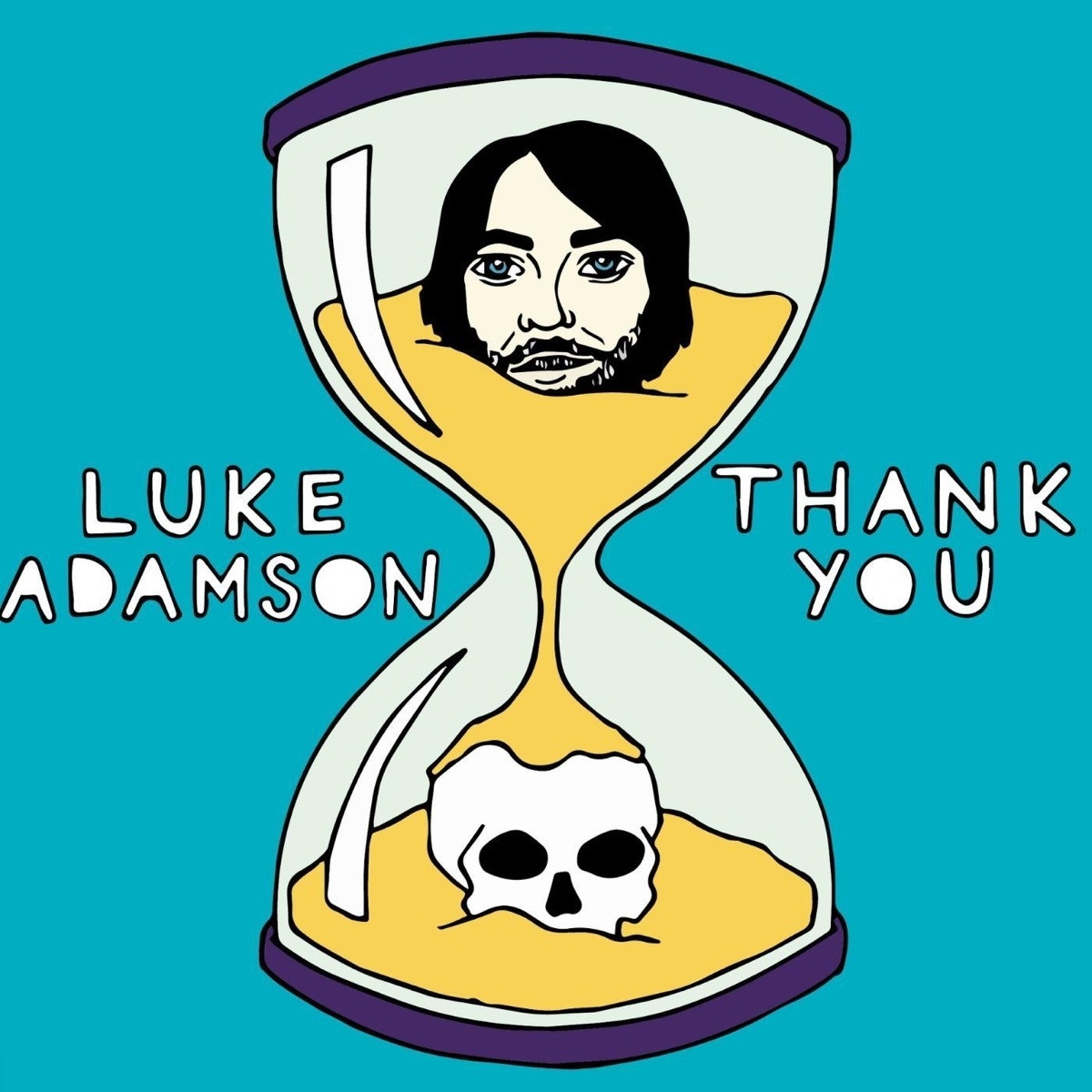 Thank You - Single Luke Adamson CD cover