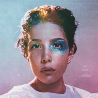 Halsey - Manic artwork