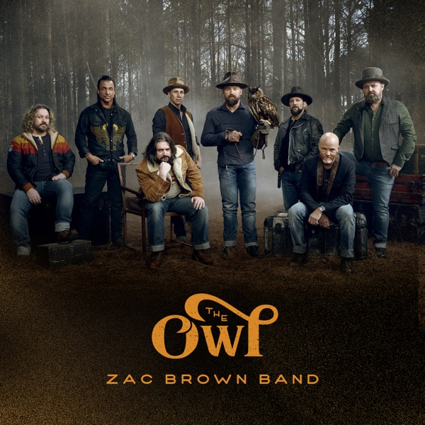 Zac Brown Band - The Owl album wiki, reviews