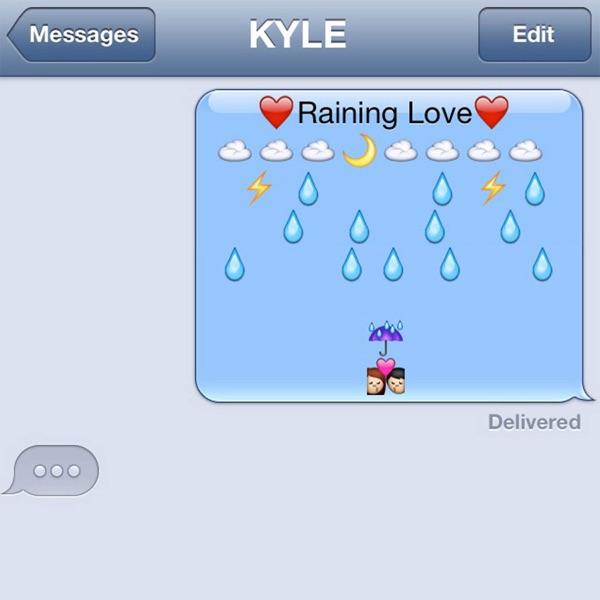Raining Love - Single