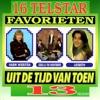 16 Telstar Favorieten uit de Tijd van Toen, Vol. 13