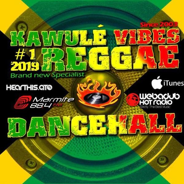 Hors série Kawulé Vibes - Level Up Dancehall 2018 Mix
