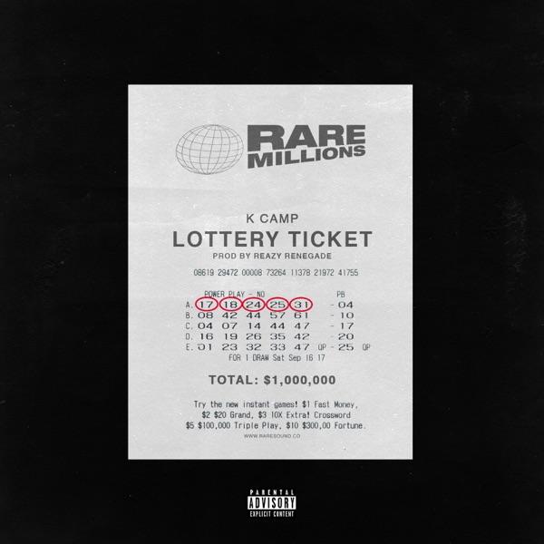 Lottery (Renegade) - Single