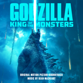 Godzilla: King of Monsters (Original Motion Picture Soundtrack) - ベアー・マクレアリー Cover Art