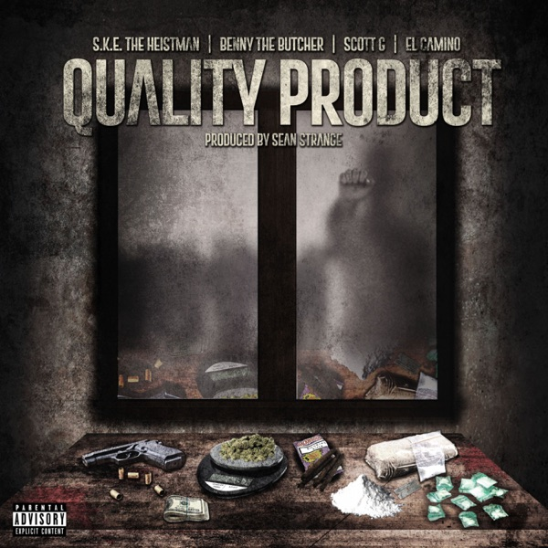 Quality Product (feat. BENNY THE BUTCHER, Elcamino & Scott G) - Single