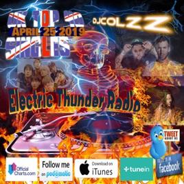 Electric Thunder Radio: UK Top 40 Singles April 25 2019 on