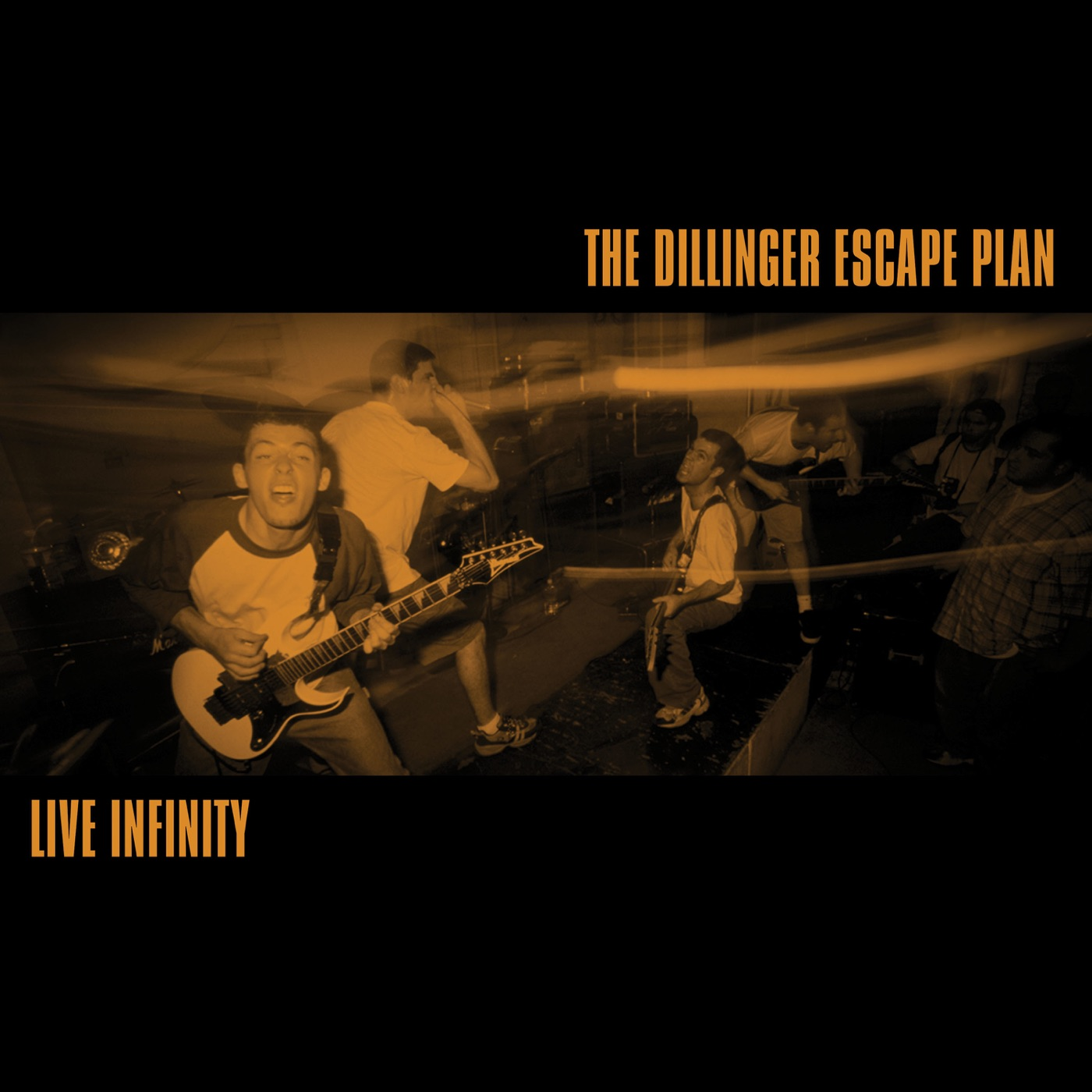 The Dillinger Escape Plan - Live Infinity (2019)