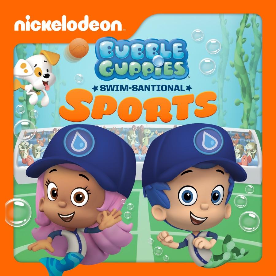 Bubble Guppies, Swim-sational Sports wiki, synopsis, reviews