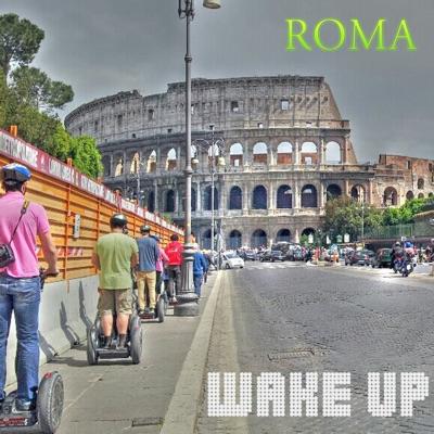 Wake Up - EP - Roma