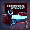The Cratez & Bonez MC - Honda Civic Grafik