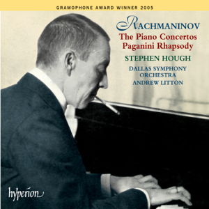 Stephen Hough, Dallas Symphony Orchestra & Andrew Litton - Rachmaninoff: The Piano Concertos
