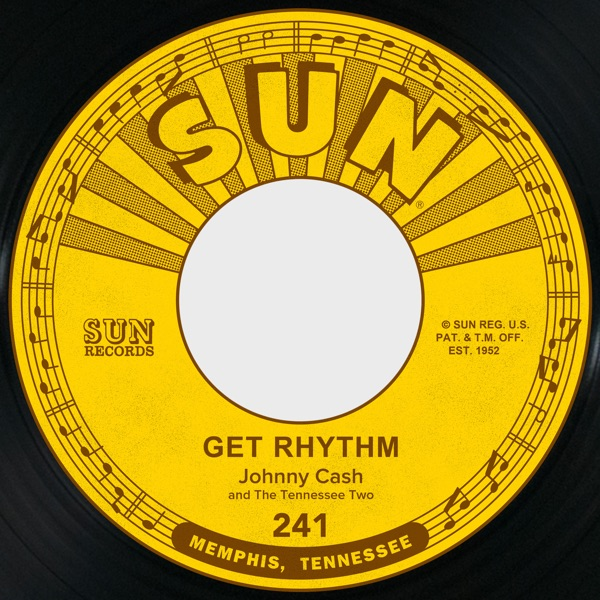 Get Rhythm / I Walk the Line - Single
