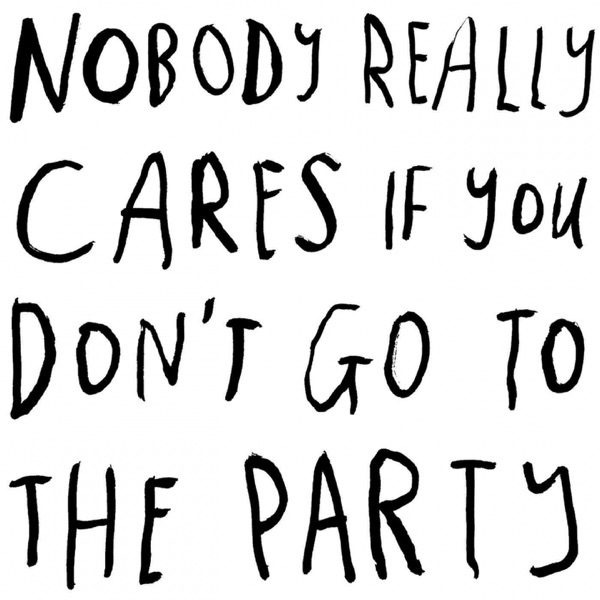 Nobody Really Cares If You Don't Go To The Party by Courtney Barnett on Mearns Indie