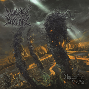 Molested Divinity - Unearthing the Void