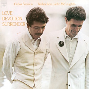 Carlos Santana & John McLaughlin - Let Us Go Into the House of the Lord (with Mahavishnu Orchestra)