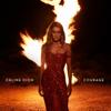 Céline Dion - Courage artwork