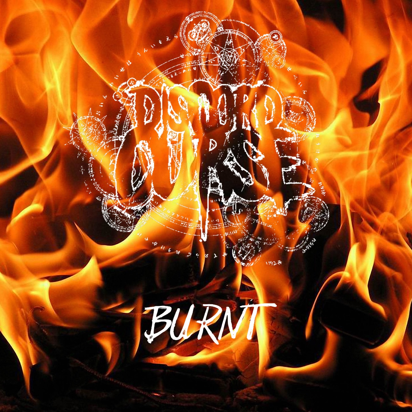 Discord Curse - Burnt [Single] (2019)