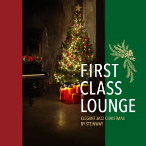 Cafe lounge Christmas - First Class Lounge ~elegant Jazz Christmas by Steinway~ (Premium Piano version)