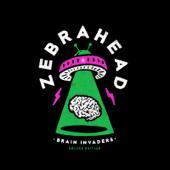 ブレイン・インベーダー ~脳内ジャック(デラックス・エディション) - Zebrahead Cover Art
