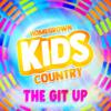 Homegrown Kids - The Git Up artwork