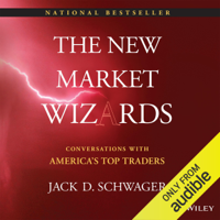 Jack D. Schwager - The New Market Wizards: Conversations with America's Top Traders (Unabridged) artwork