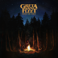 Greta Van Fleet - From the Fires artwork