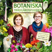 Podcast cover art for Botaniska trädgårdspodden