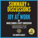 The Growth Digest - Summary and Discussions of Joy at Work: Organizing Your Professional Life By Marie Kondo & Scott Sonenshein