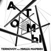TERNOVOY - Атомы (feat. Миша Марвин) обложка