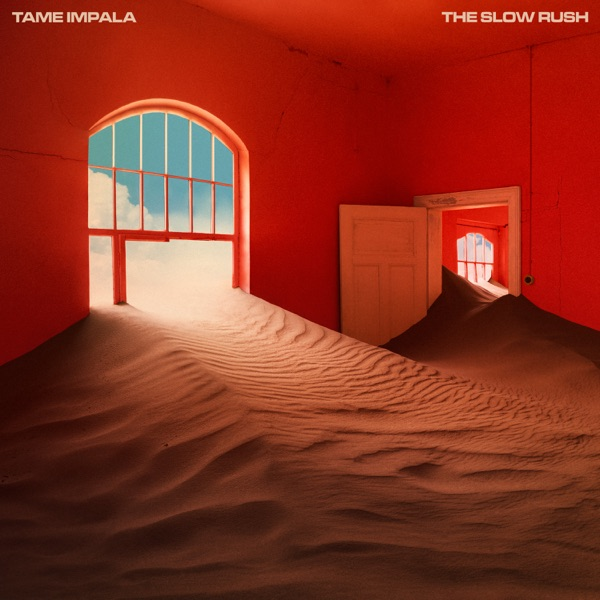 iTunes Artwork for 'The Slow Rush (by Tame Impala)'