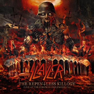 Slayer - The Repentless Killogy (Live at the Forum in Inglewood, CA) Album rReviews