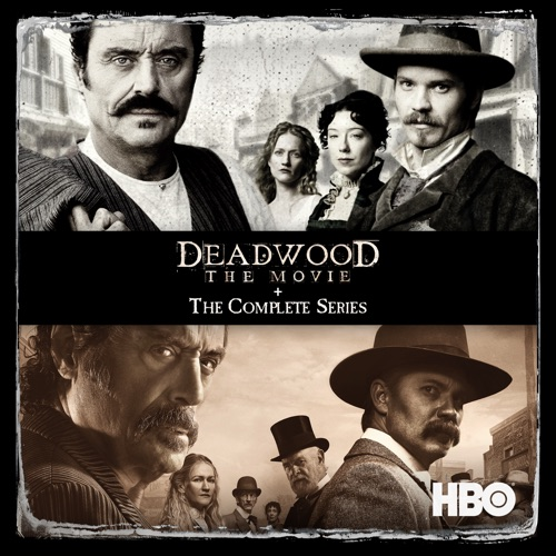 Deadwood: The Complete Collection movie poster