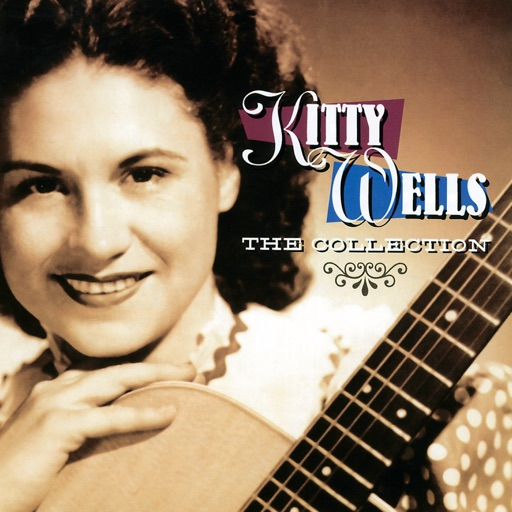 Art for This White Circle On My Finger by Kitty Wells