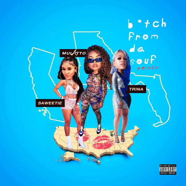 B*tch from Da Souf (Remix) - Single