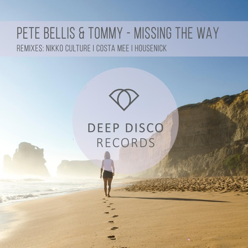 Pete Bellis & Tommy - Missing the Way Image