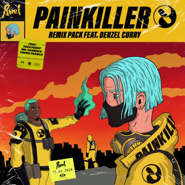 Painkiller (feat. Denzel Curry) - Single